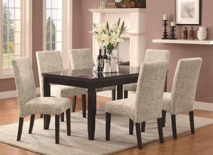 dining room sets with upholstered chairs incredible 31 best furniture images on pinterest chair chairs and HHXFJBB