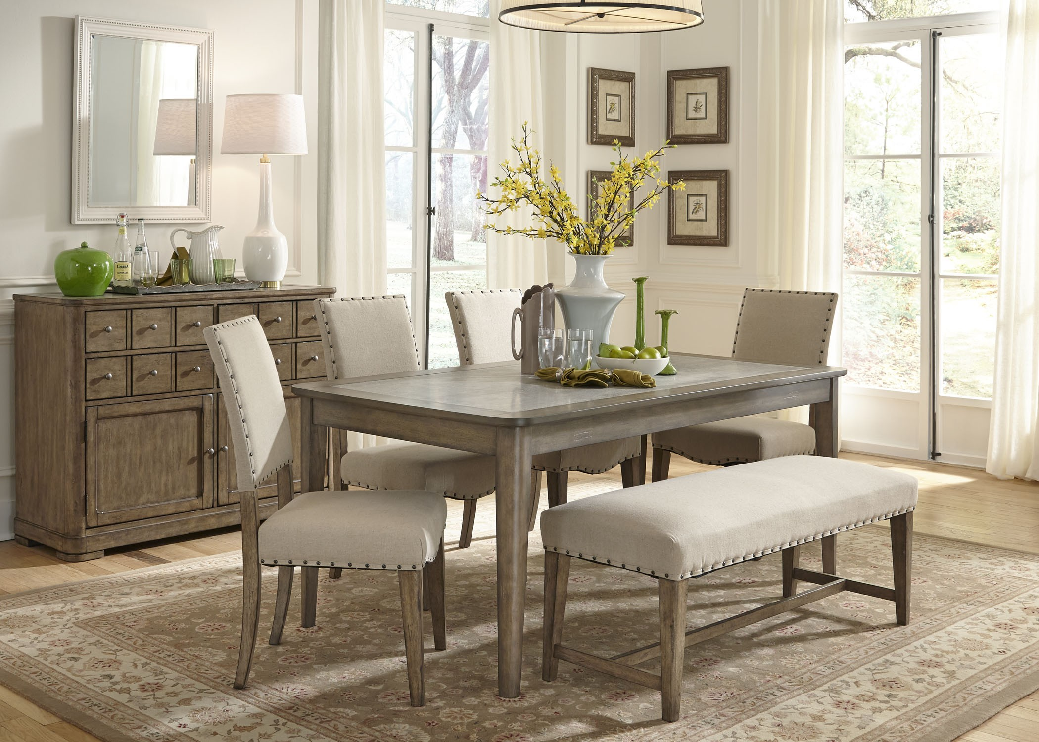 dining room table with bench and chairs ... dining room furniture tables with storage benches painting table RTCARHN
