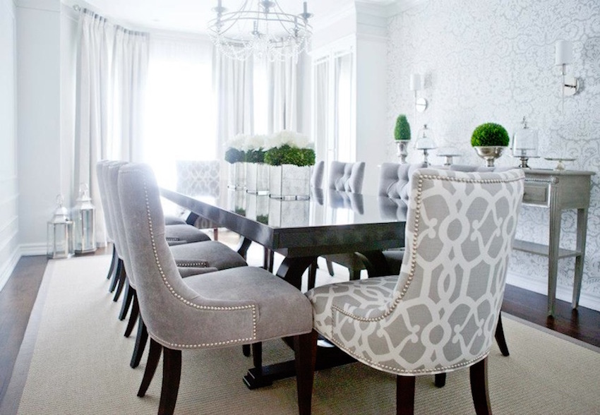 dining room table with upholstered chairs 10 marvelous dining room sets with upholstered chairs grey dining SWTTLIN