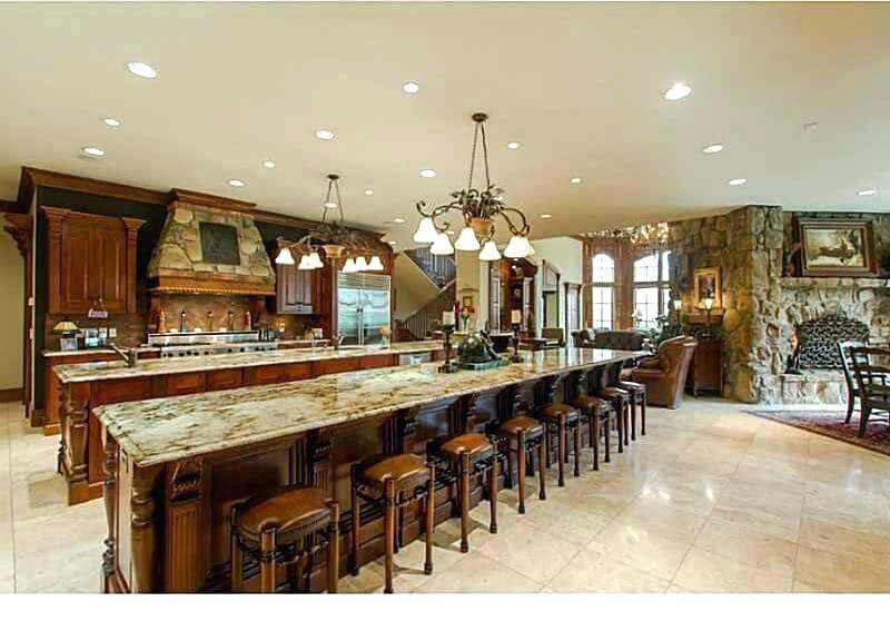 extra large kitchen island with seating huge kitchen island huge kitchen island cosy extra large kitchen TNCHNLR