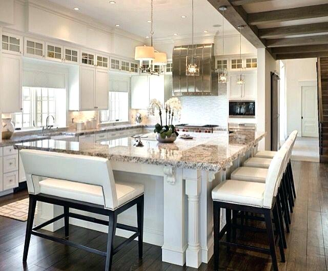 extra large kitchen island with seating kitchen: extra large kitchen islands with seating nice view in DBOVNTR