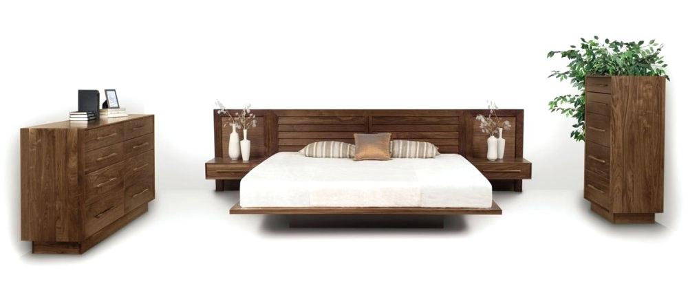 floating headboard with attached nightstands awesome floating headboard  with OCSEWGT
