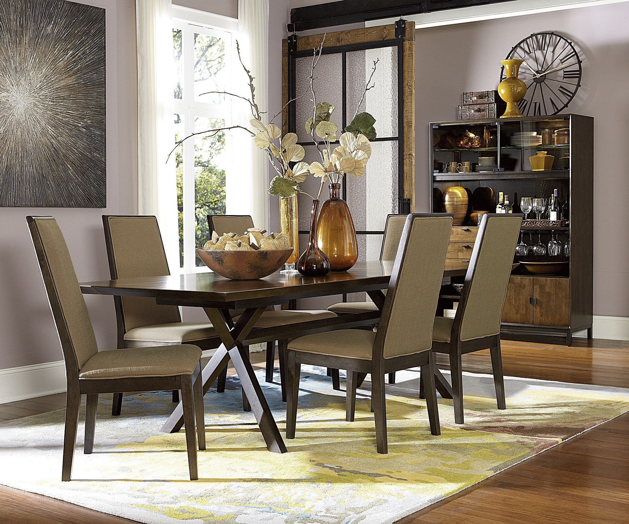 formal dining room sets with china cabinet ... formal dining room cabinets with formal dining room sets KERUZBH
