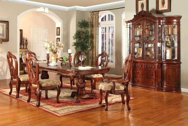 formal dining room sets with china cabinet formal dining room QKAEUZZ