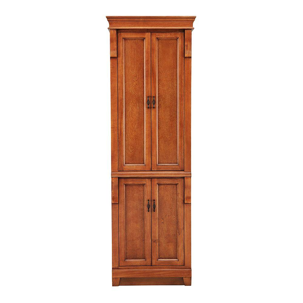 free standing linen cabinets for bathroom home decorators collection naples 24 in. w x 18 in. IBNHJWS