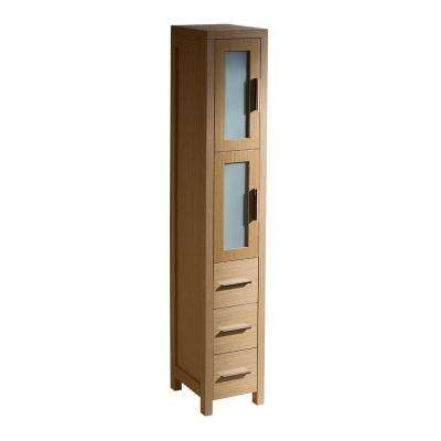 free standing linen cabinets for bathroom torino 12 in. w x 68-13/100 in. h x 15 JWKPPGZ
