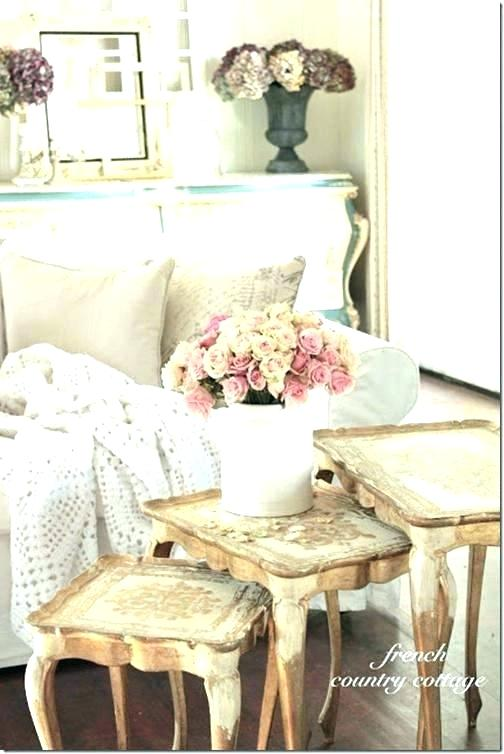 french country cottage decorating ideas french country cottage decor living room whitewashed chippy shabby JGBGHYH