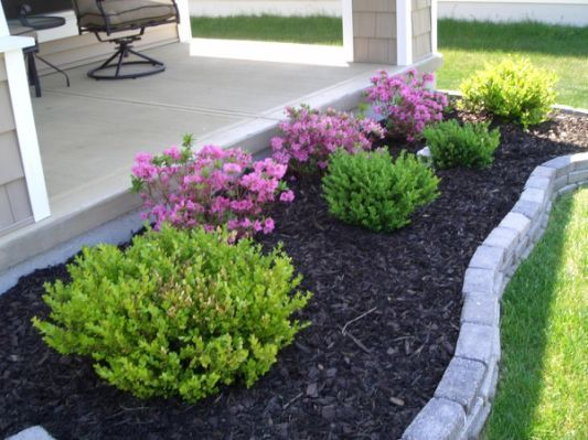 front yard landscaping ideas on a budget cheap landscaping ideas for front | outdoor inspiration | pinterest TLRXQAL