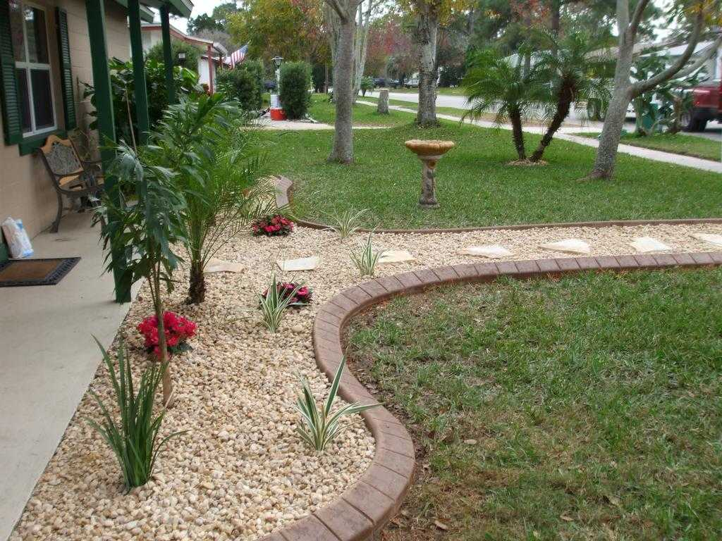 front yard landscaping ideas with rocks inspired NOUWDIS