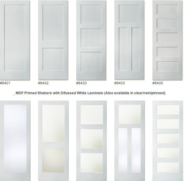 interior doors with frosted glass panels painted doors with glass--3 panel or glass only at top GLMDMRT