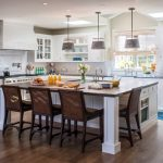Large Kitchen Islands With Seating And Storage: Why They Are So Functional?