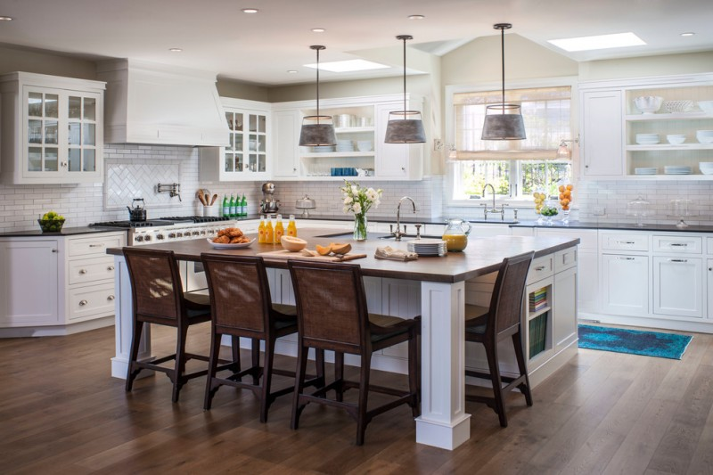 Large Kitchen Islands With Seating And Storage Why They Are So