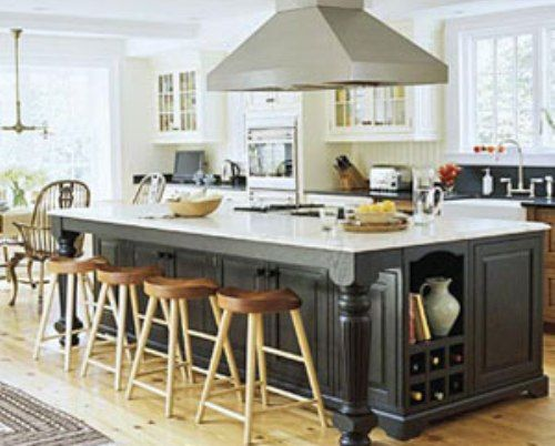 large kitchen islands with seating and storage large kitchen island with seating and storage : kitchen layouts NYKPSFW