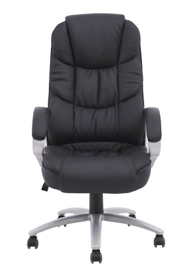 leather executive office chair high back high back leather executive office desk task computer chair w/metal LHWVQHD