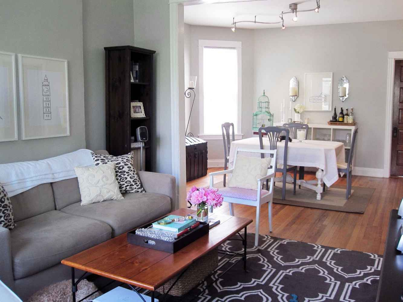 living and dining room together small spaces small living room dining room combo decorating ideas style AZDXBCR
