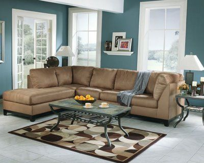 Living Room Color Ideas For Brown Furniture: TOP 3 Choices to Choose From