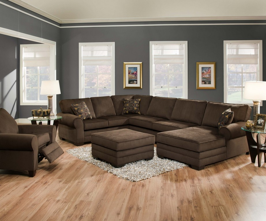 living room color ideas for brown furniture interior, how to choose living room paint colors with brown FVOZUYX
