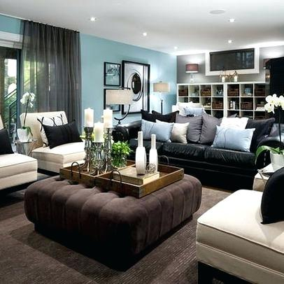 living room colors for black leather furniture black couch living room living room decor with black leather UQHZDFL