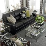 Living Room Colors For Black Leather Furniture: The Perfect Choices