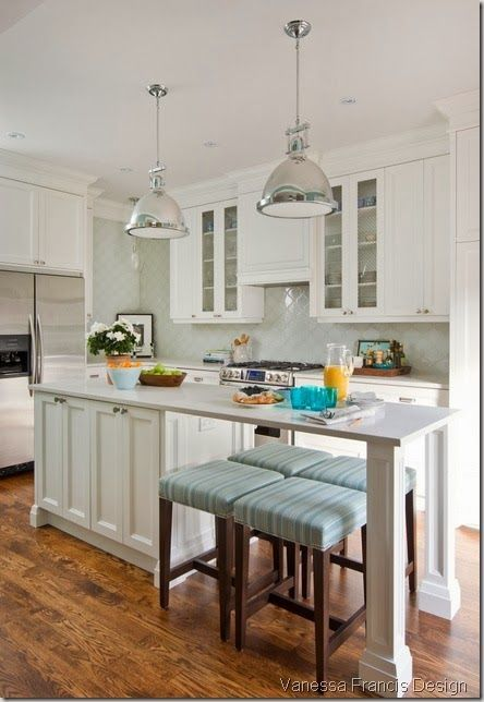 long narrow kitchen island with seating narrow kitchen island kitchen love this narrow but long island NLPDCIL