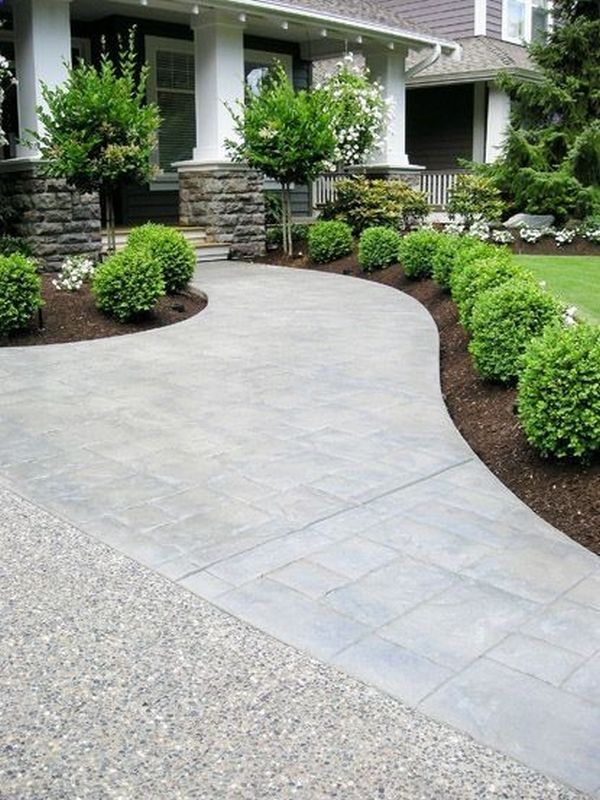 low maintenance landscaping ideas front yard low maintenance boxwoods. WSYALVS