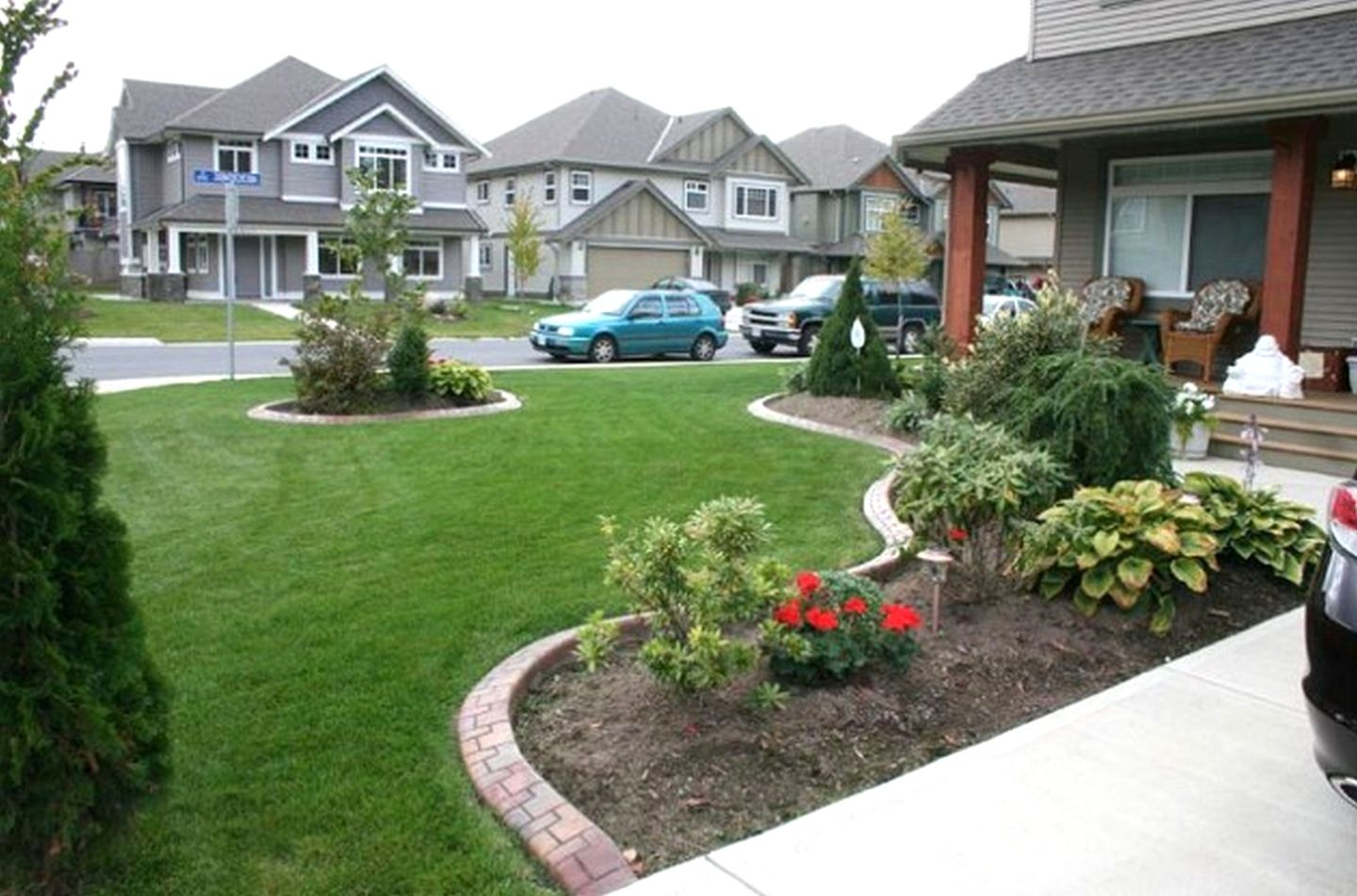 low maintenance landscaping ideas front yard low maintenance landscaping ideas front house FWTRBCJ