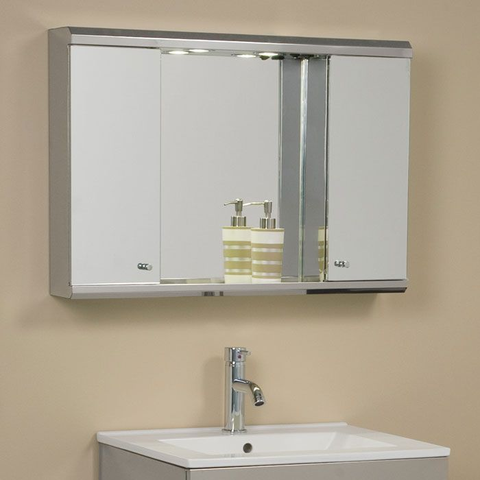 medicine cabinet with mirror and lights illumine dual stainless steel medicine cabinet with lighted mirror TXJPPNS