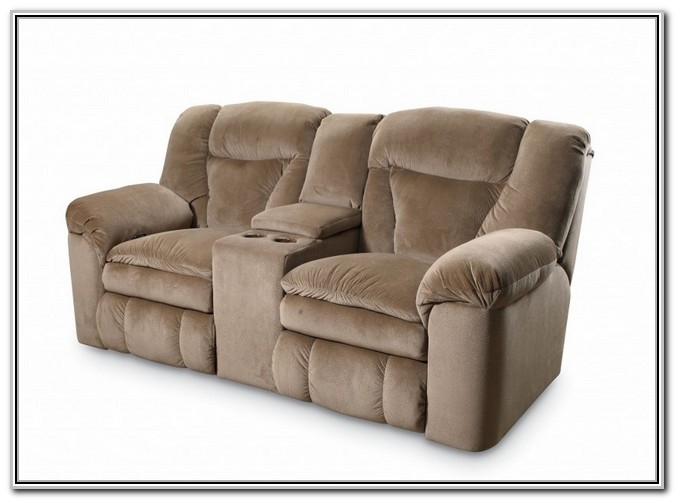 microfiber reclining loveseat with console furniture: brilliant reclining loveseat with console microfiber m54 in home YFLWCBT