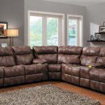 Microfiber Sectional Couch With Recliner: Chic Features for Your Home