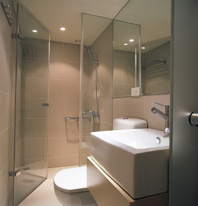 modern bathroom designs for small spaces home design ideas inside VSAOBSQ