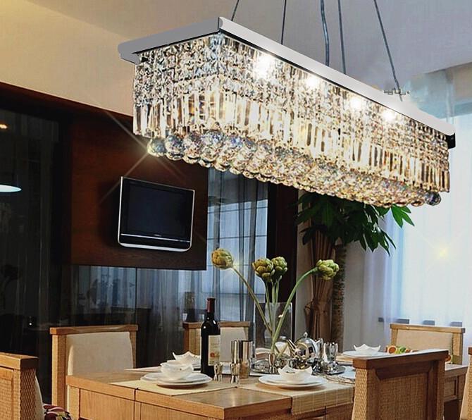 modern crystal chandeliers for dining room gorgeous rectangular crystal chandelier dining room allure crystal  chandelier SUEXEOO