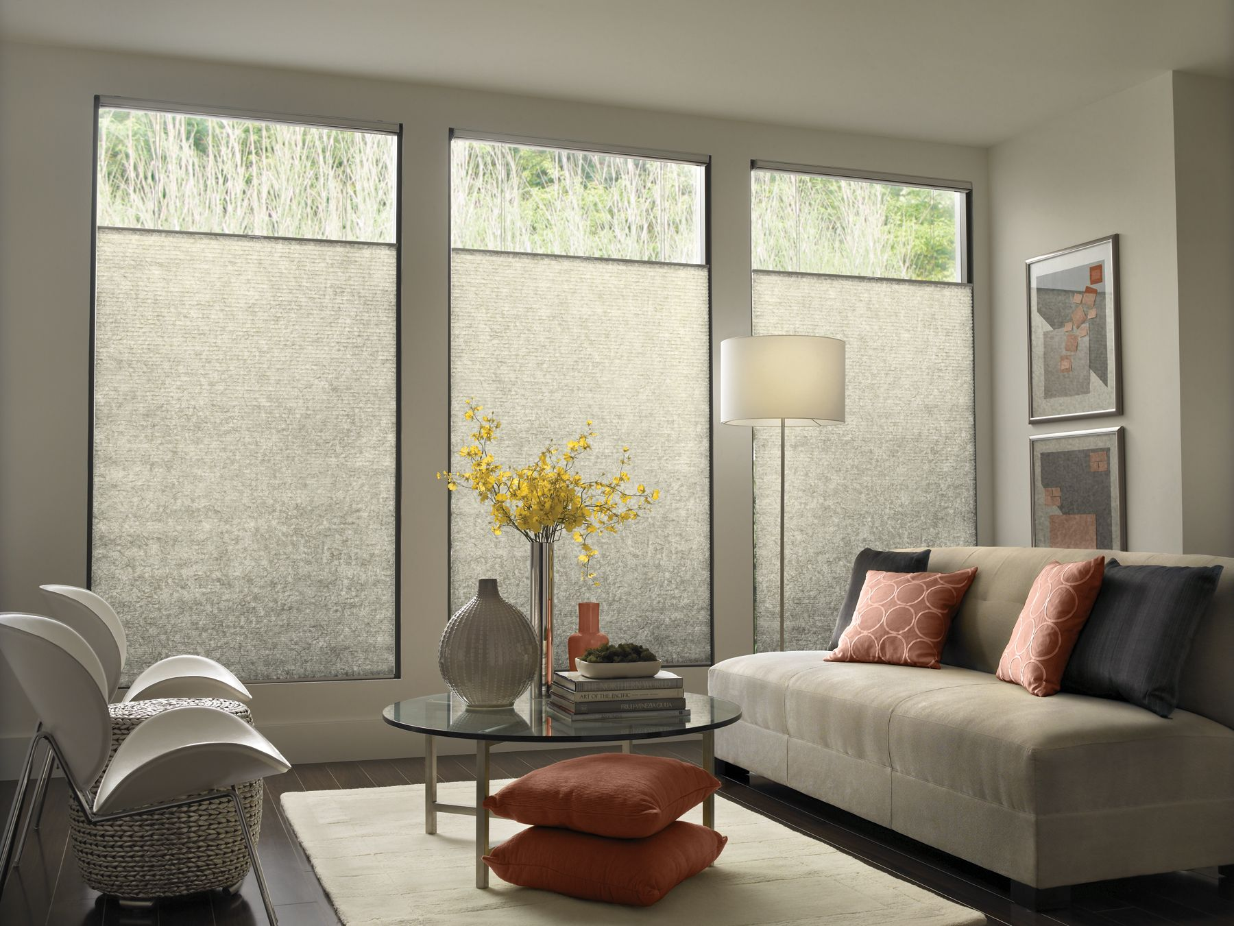 Modern Window Treatments For Living Room: Introduction and Ideas