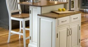 movable kitchen island with breakfast bar nice movable kitchen island with stools portable for sale image LADTXYV