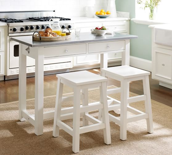 narrow counter height table for kitchen balboa counter-height table u0026 stool 3-piece dining set ZWXRZEJ