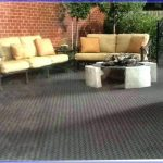 Make your deck more lively and decorative using outdoor carpet for decks
