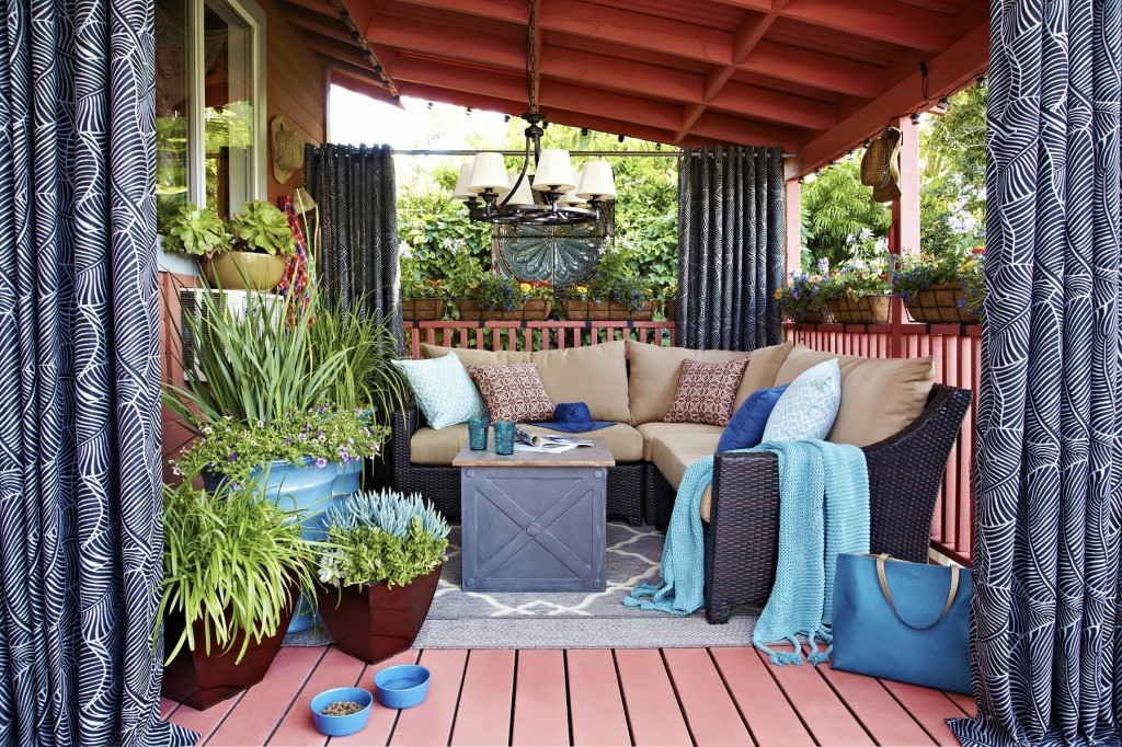 outdoor design ideas for small outdoor space deck design ideas and tips for small spaces VXKHANK