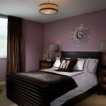 Adorable Paint Colors for Bedroom with Dark Furniture