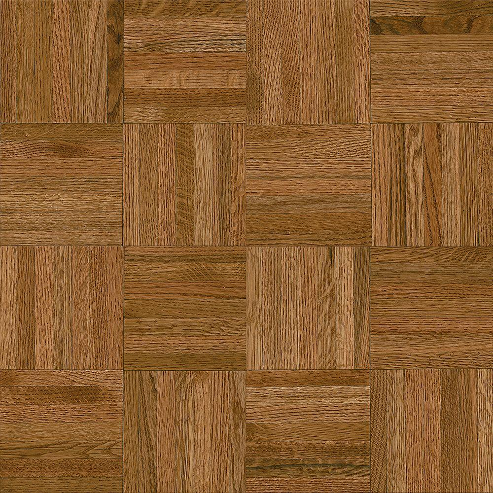 parquet flooring bruce butterscotch parquet 5/16 in. thick x 12 in. wide x 12 AEAWZVM