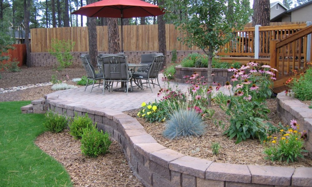 perfect front yard landscaping ideas with rocks YHPQSKU