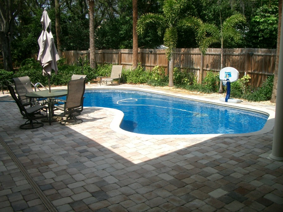 pool landscaping ideas for small backyards decor of small backyard with pool landscaping ideas easy planning EQUPKYB