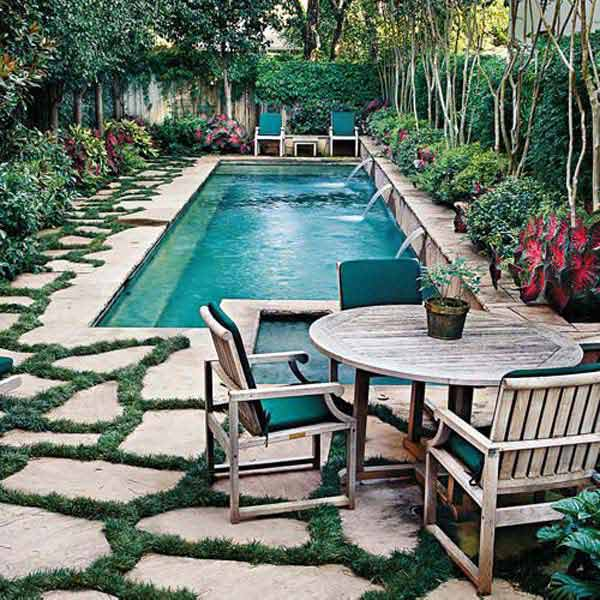 pool landscaping ideas for small backyards small-backyard-pool-woohome-9 TODAJSU
