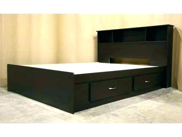 queen size bed frame with drawers underneath full size bed frame with drawers bed frame with drawers MZZMFBQ
