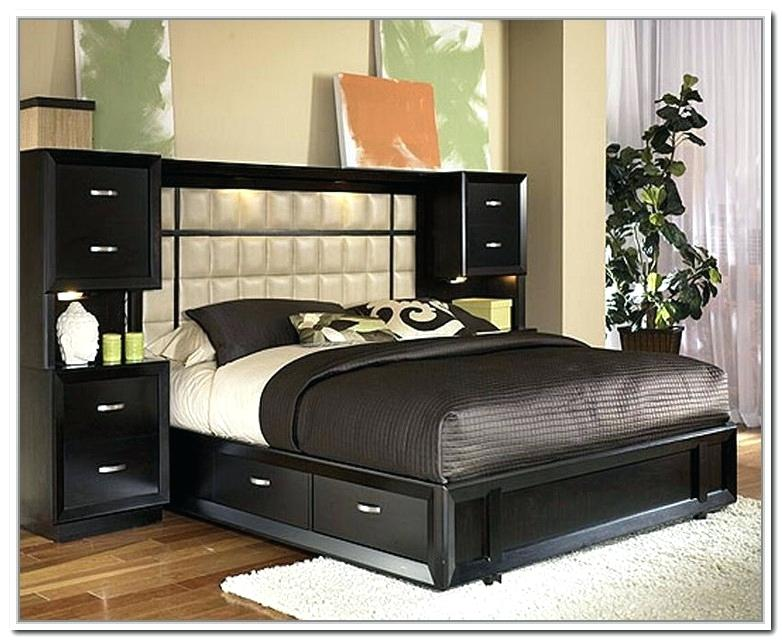 queen size platform bed frame with storage queen bed frame with storage plans queen size headboard with LJMEZKD
