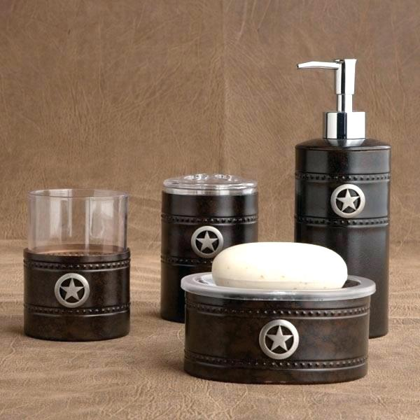 Rustic bathroom decor sets rustic bathroom set ENOIWQJ