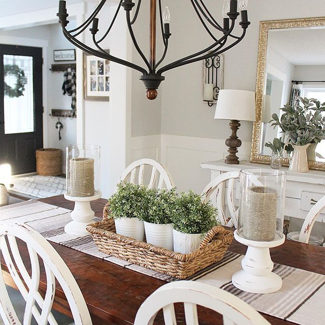 rustic centerpieces for dining room tables best 25 farmhouse table centerpieces ideas on pinterest wooden decoration ADWTBSF