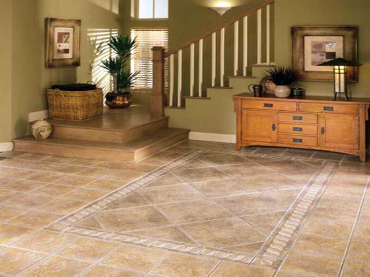 rustic with marble tile flooring ideas for living room RMXFYQZ
