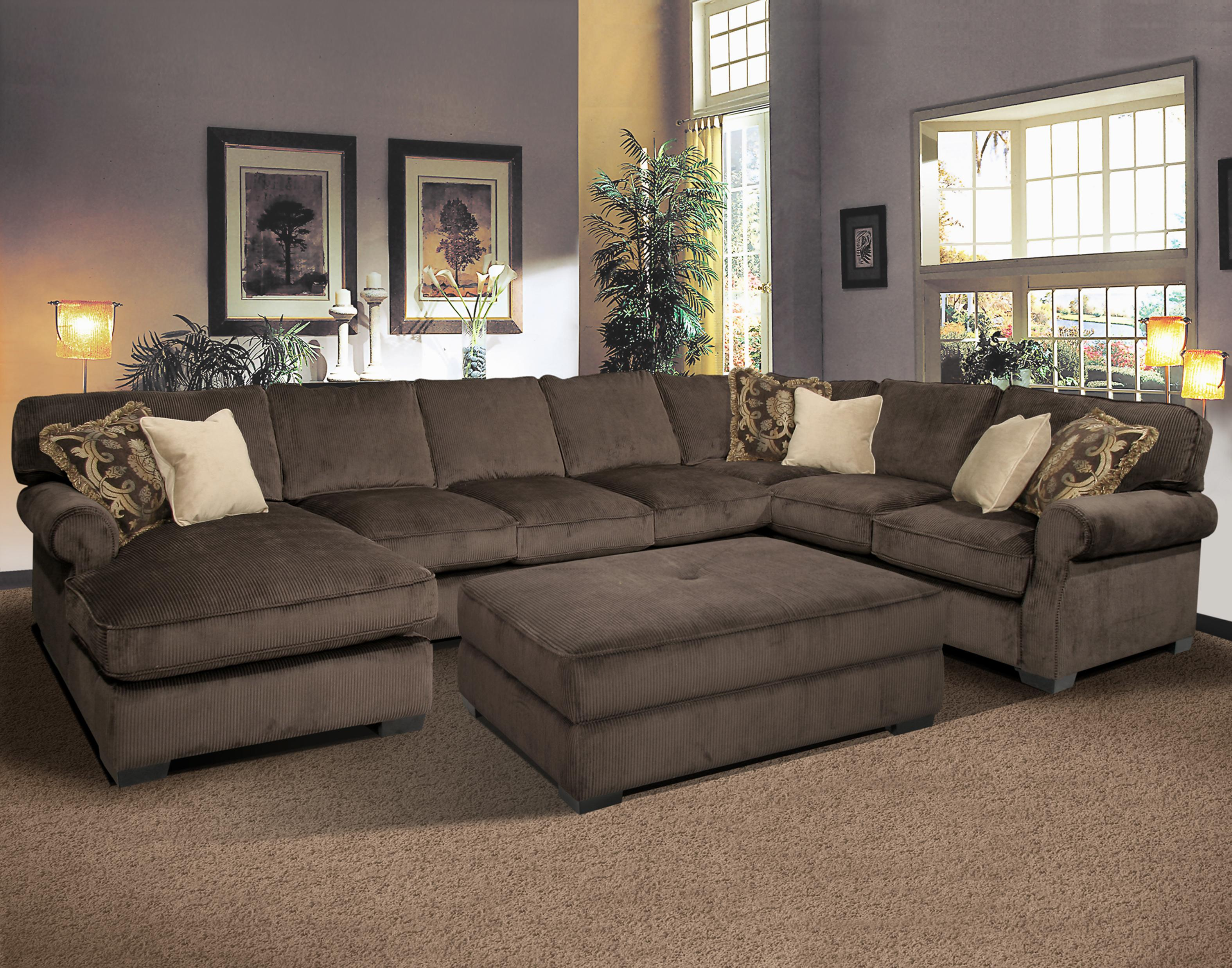 sectional with chaise lounge and recliner macys sectional | sectional leather sofas | extra deep sectional GZXHMIW