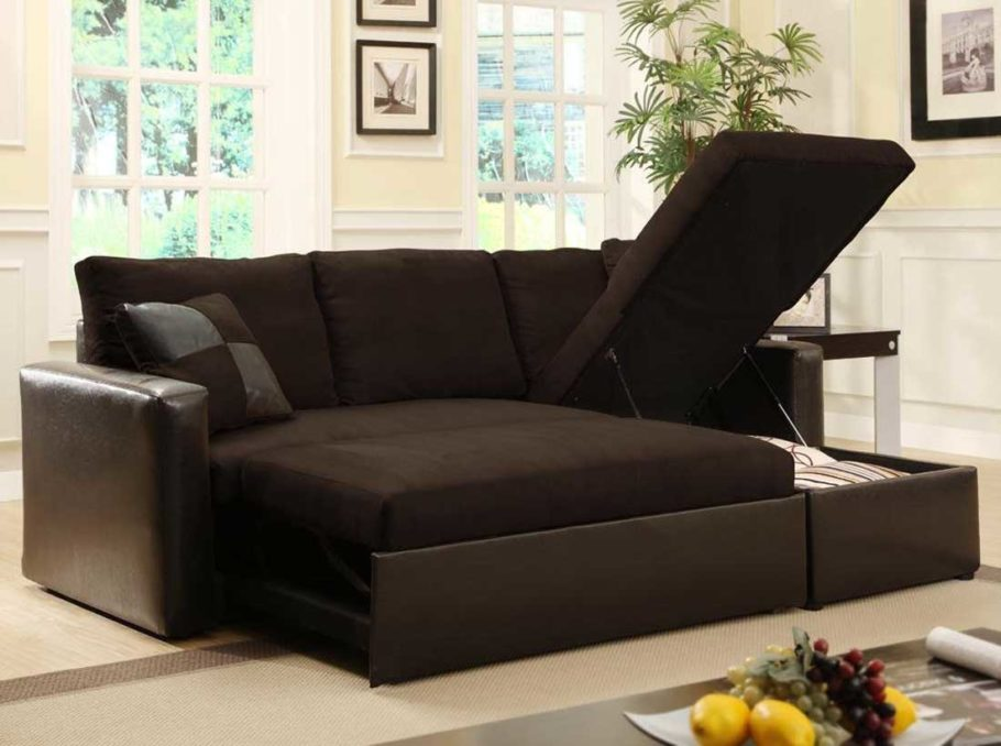 sleeper sectional sofa for small spaces small pull out sectional sofa with storage for small space, TCKQRVB