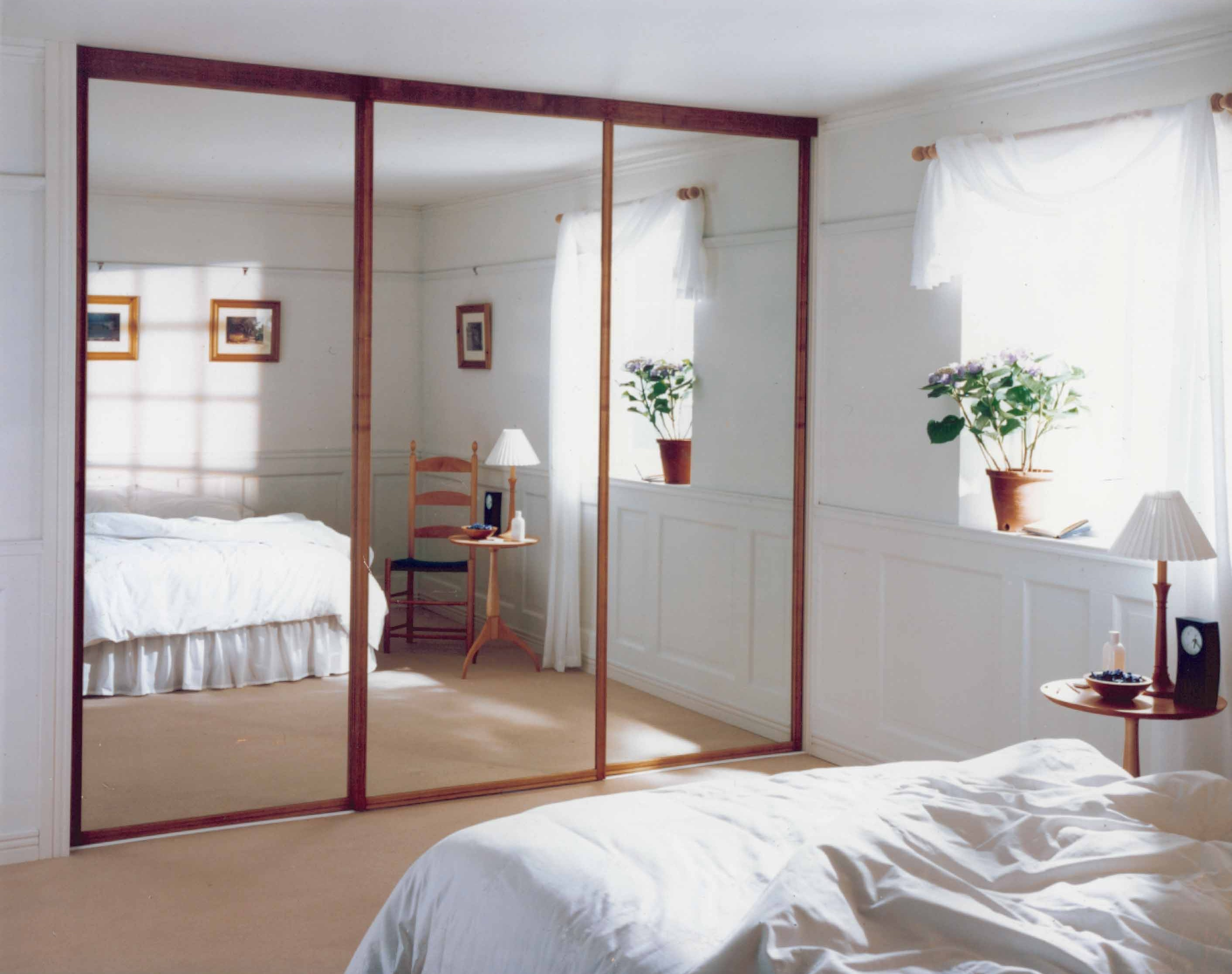 sliding mirror closet doors for bedrooms decorating your closet with sliding mirror closet doors - mistikcamping PXEGCXI