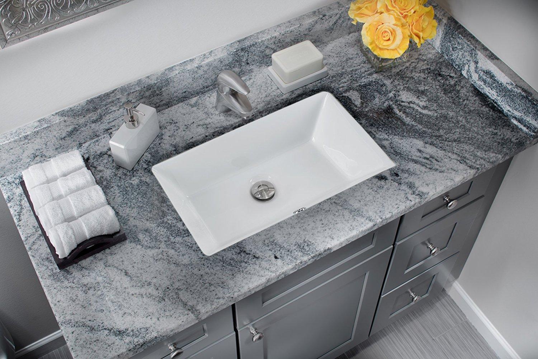 small rectangular undermount bathroom sink related CWDCIBP